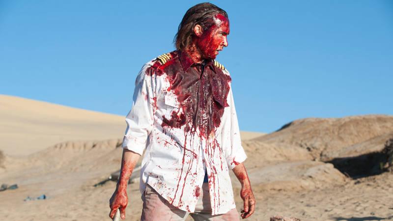 Fear Walking Dead Nick Crossover