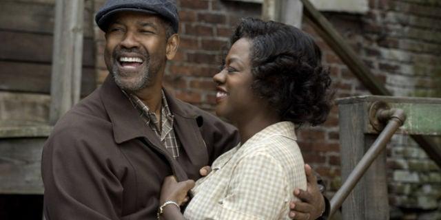 Fences Movie Trailer - Denzel Washington Viola Davis