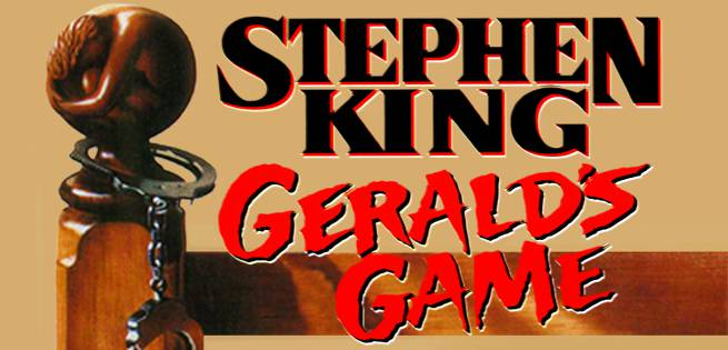 Sounds Like Stephen King's Gerald's Game Is Headed To Netflix