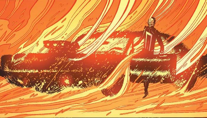 Ghost Rider Powers MCU