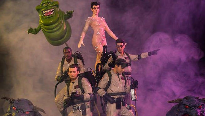 Ghostbusters Classic Iron Studios Header