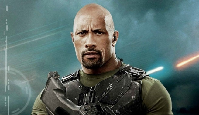GI Joe - The Rock