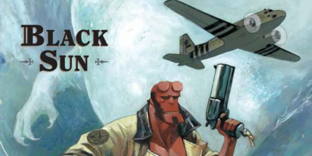 Hellboy and the BPRD The Black Sun Cover  1474314308 108.171.132.189