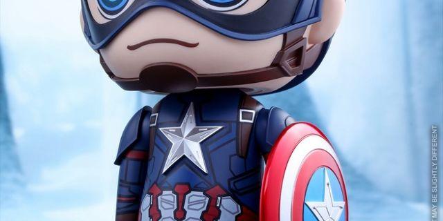 Hot Toys - CA CW - Captain America Cosbaby Bobble-Head_PR8