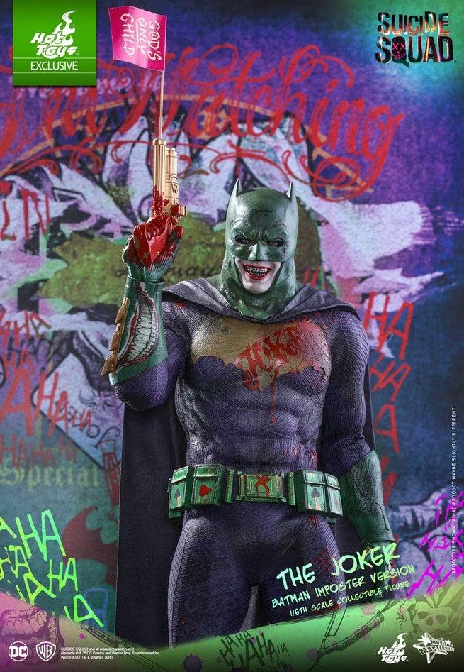 Hot Toys - SS - Joker (Batman Imposter Version) collectible figure_PR8