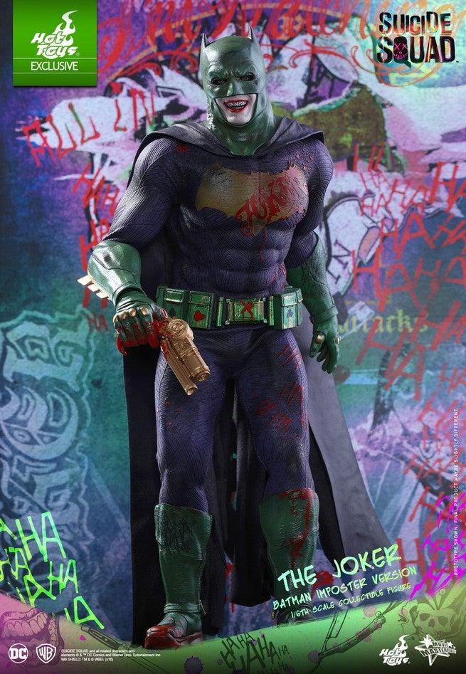 Hot Toys - SS - Joker (Batman Imposter Version) collectible figure_PR5