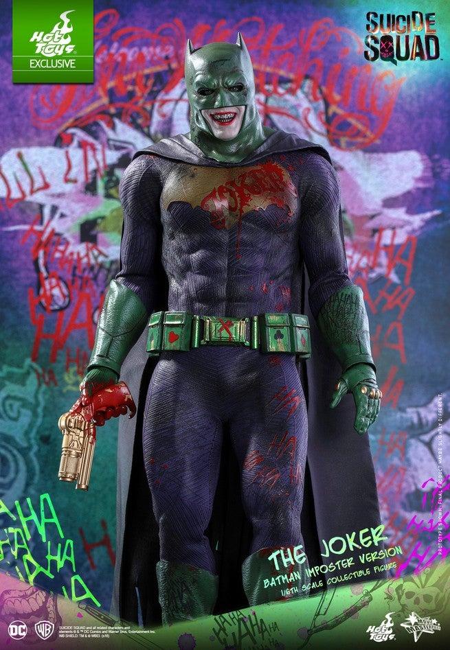 Hot Toys - SS - Joker (Batman Imposter Version) collectible figure_PR7