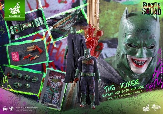 Hot Toys - SS - Joker (Batman Imposter Version) collectible figure_PR15