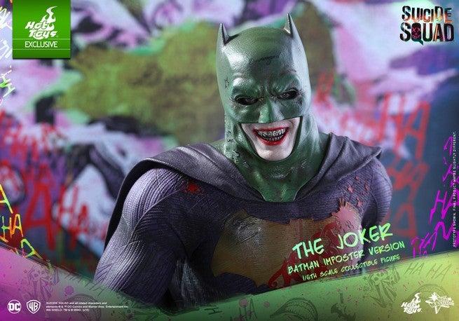 Hot Toys - SS - Joker (Batman Imposter Version) collectible figure_PR14