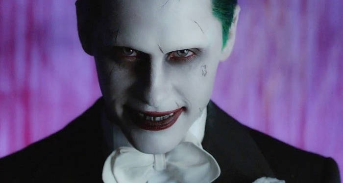 Jared Leto Joker Not in Justice League