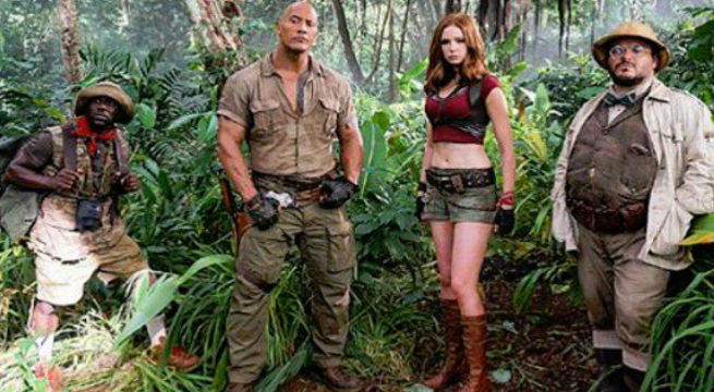 'Jumanji: Welcome to the Jungle' Home Release Date Revealed