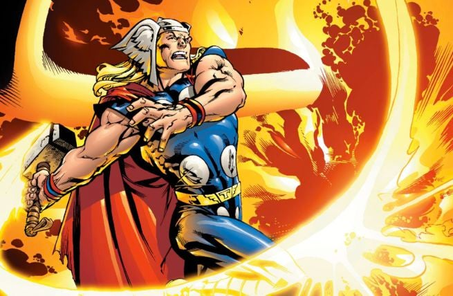 Jurgens - Mighty Thor