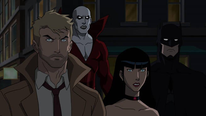 Justice League Dark, Batman: Return Of The Caped Crusaders Coming To NYCC