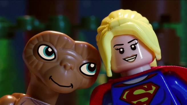 LEGO Dimensions Supergirl ET