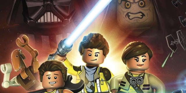 Lego Star Wars Freemaker Adv