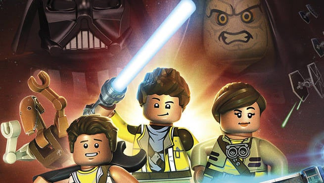 Lego Star Wars Freemaker Adv