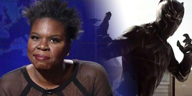 Leslie Jones Black Panther