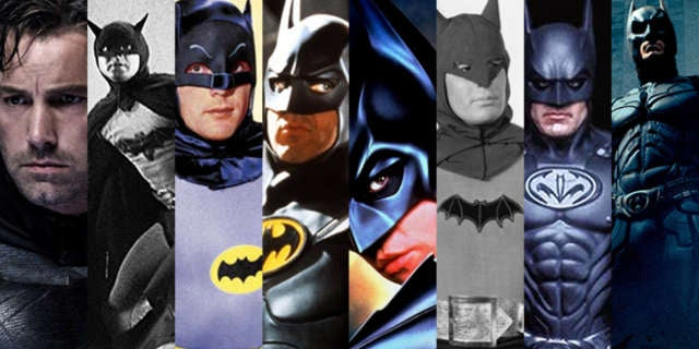live action batman