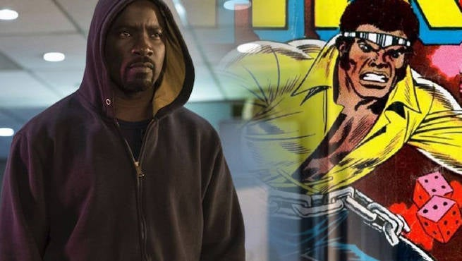 Image result for luke cage comics