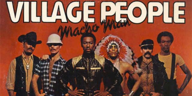 macho man village people