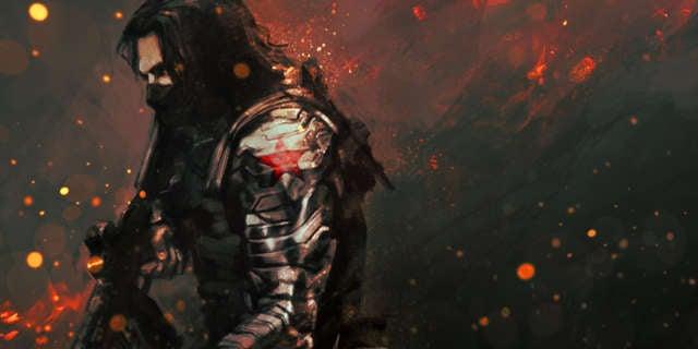 Marvel Movie Villains The Winter Soldier