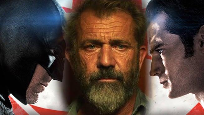 Mel Gibson BVS