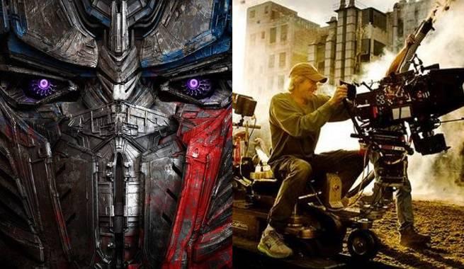 Michael Bay Transformers The Last Knight