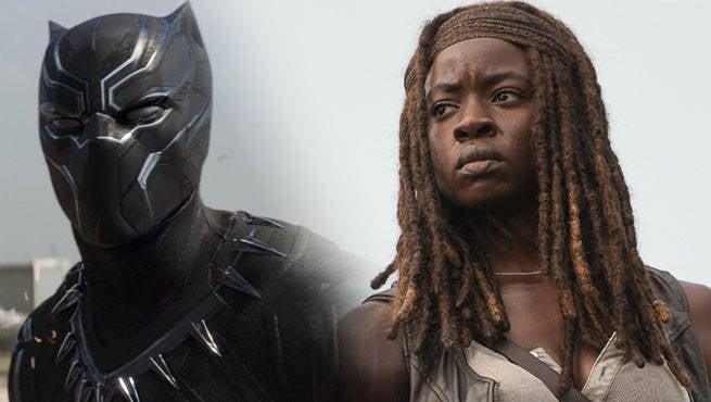 Michonne Black Panther