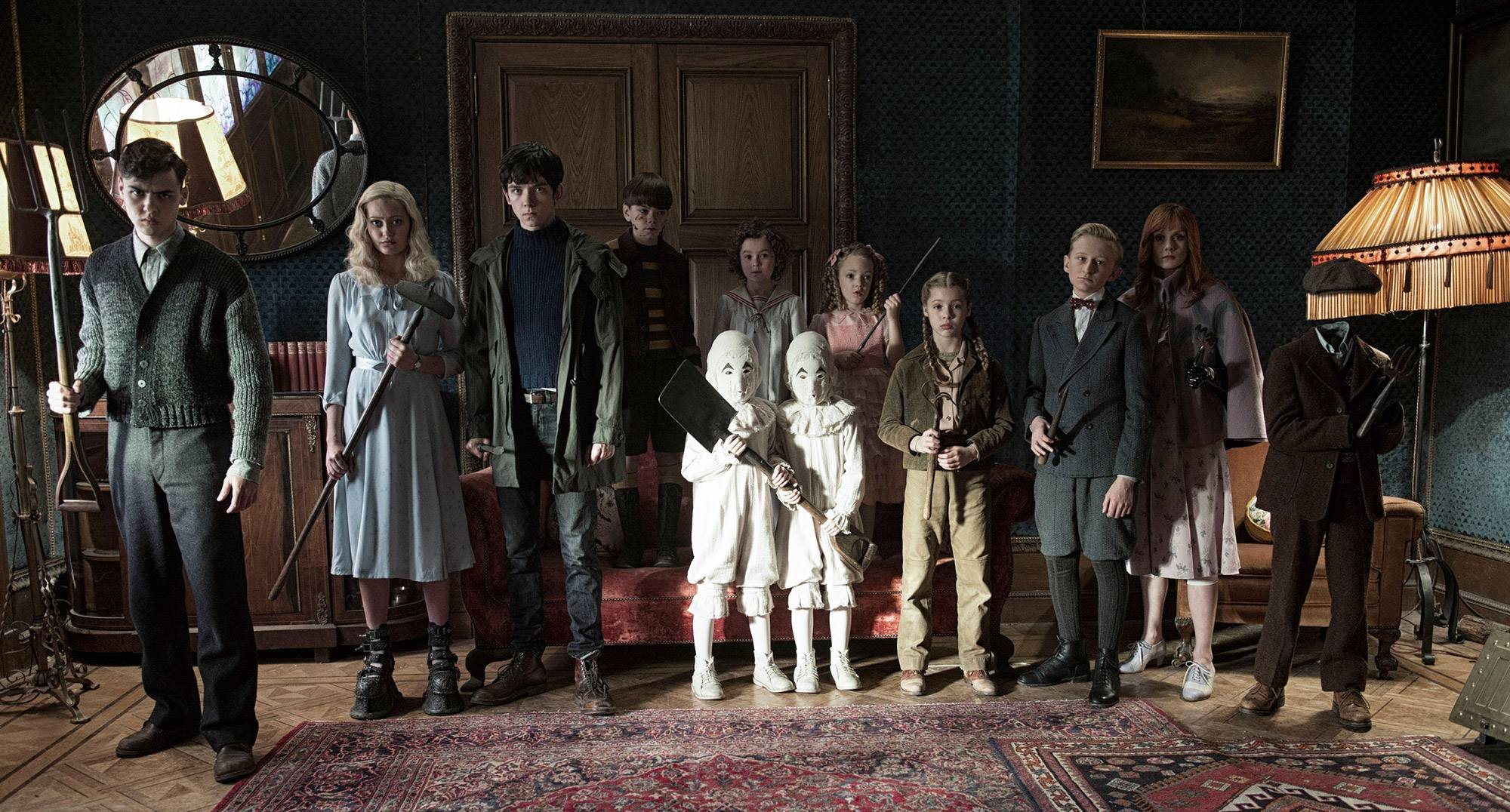 Miss Peregrine's Home For Peculiar Children Movie Preview