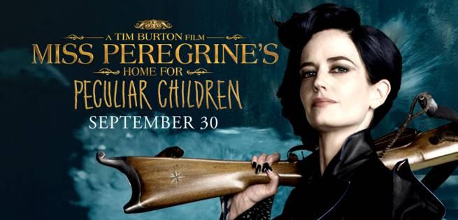 Miss Peregrine's Home For Peculiar Children A Peculiar Loop Clip
