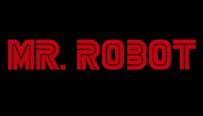 Mr. Robot title card