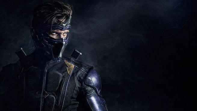 Ninjak Live Action Header