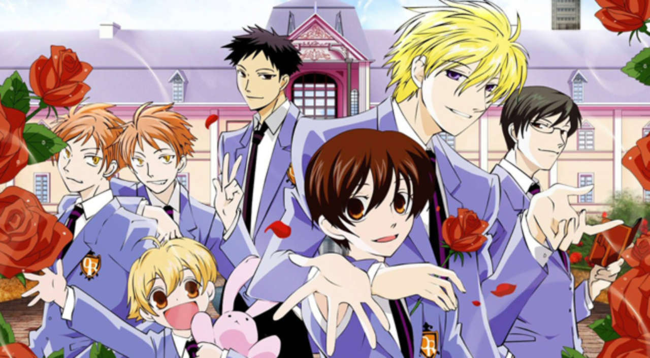 Ouran highschool host club porn