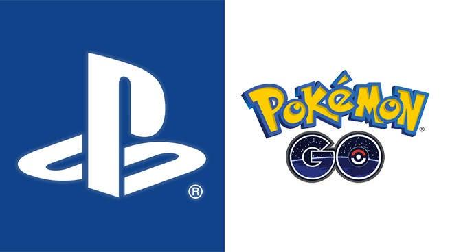 playstation pokemon go