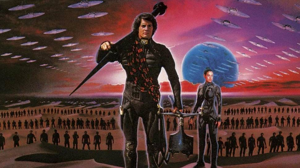 review dune poster