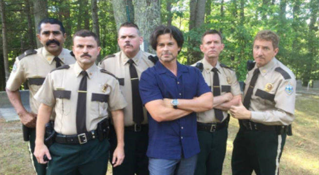 Super Troopers 2 To Feature Rob Lowe As Lead