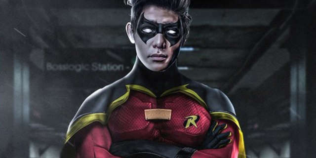 ryan potter tim drake
