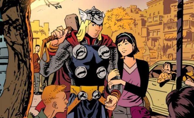 Samnee - Thor The Mighty Avenger
