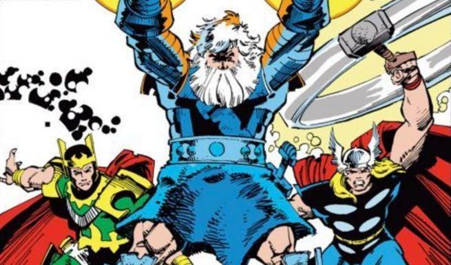 Simonson - Finale of the Surtur Saga