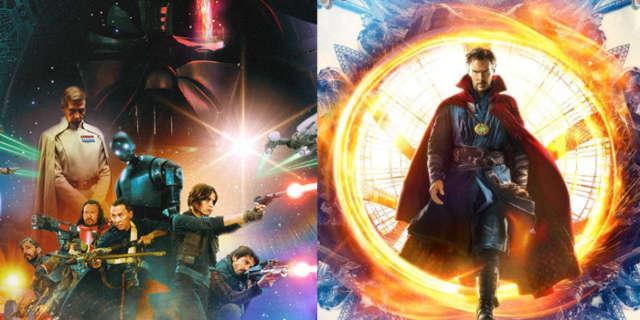 Star Wars Rogue One Final Trailer Doctor Strange