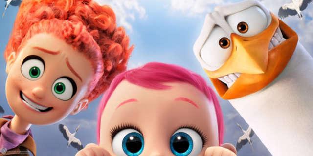 Storks Movie Reviews (2016)