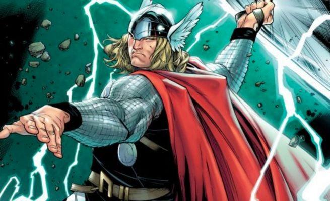 Straczynski - Thor