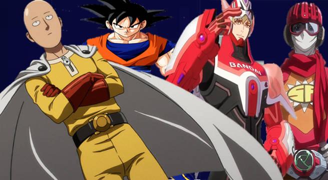 superhero anime header