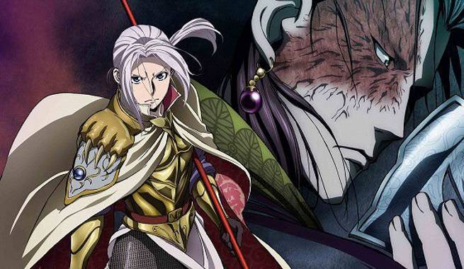 Anime For Game Of Thrones Fans: The Heroic Legend Of Arslan