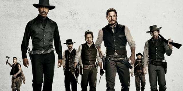 The Magnificent Seven (2016) Movie Reviews