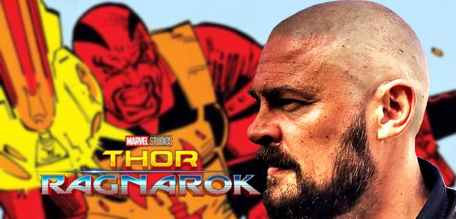 Karl Urban Wraps Filming On Thor: Ragnarok