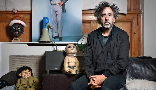 Top 5 Tim Burton Movies Ranked