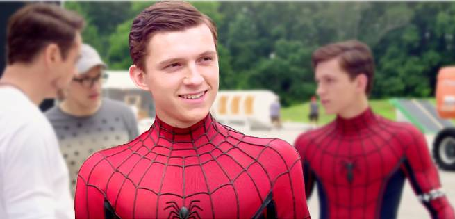 Tom Holland Explains How His Spider-Man Will be DIfferent