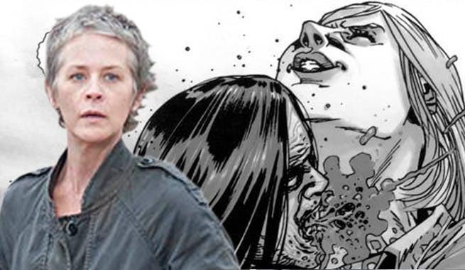TWD Carol Death