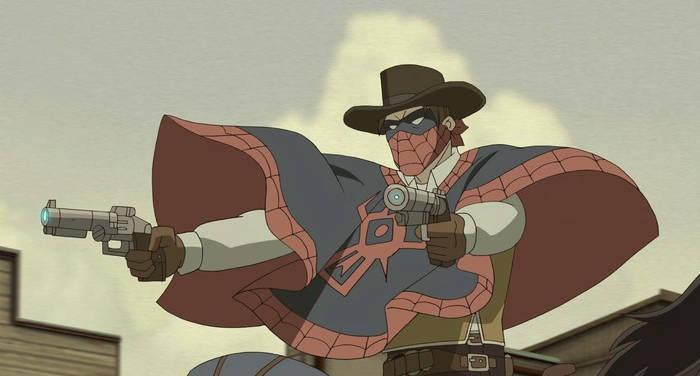 Ultimate Spider-Man Return to the Spider-Verse Web Slinger